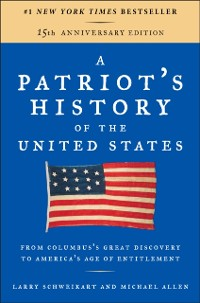 Cover Patriot's History of the United States