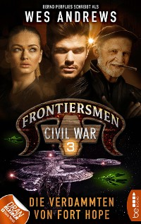 Cover Frontiersmen: Civil War 3