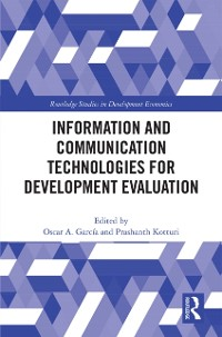 Cover Information and Communication Technologies for Development Evaluation