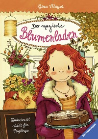 Cover Der magische Blumenladen 3: Zaubern ist nichts für Feiglinge