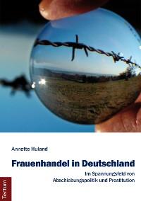 Cover Frauenhandel in Deutschland