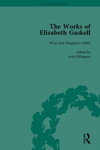 Cover Works of Elizabeth Gaskell, Part II vol 10