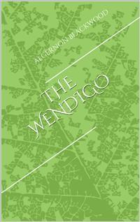 Cover The Wendigo