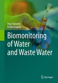 Cover Biomonitoring of Water and Waste Water