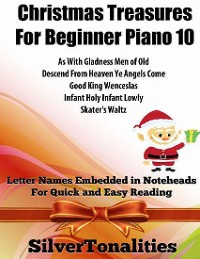 Cover Christmas Treasures for Beginner Piano 10