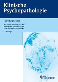 Cover Klinische Psychopathologie