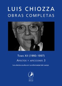 Cover Obras completas de Luis Chiozza Tomo XII