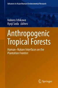 Cover Anthropogenic Tropical Forests