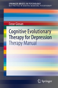 Cover Cognitive Evolutionary Therapy for Depression