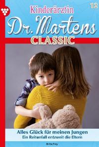 Cover Kinderärztin Dr. Martens Classic 12 – Arztroman