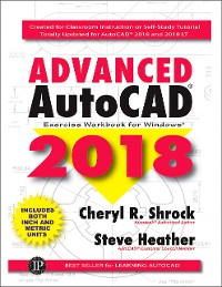 Cover Advanced AutoCAD 2018