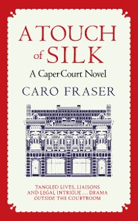 Cover A Touch of Silk