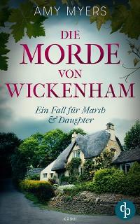 Cover Die Morde von Wickenham