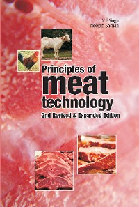 Cover Principles Of Meat Technology: 2nd Revised And Expanded Ed.