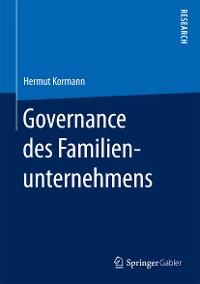 Cover Governance des Familienunternehmens