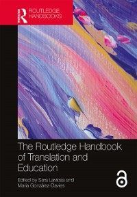 Cover Routledge Handbook of Translation and Education