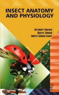 Cover Insect Anatomy And Physiology
