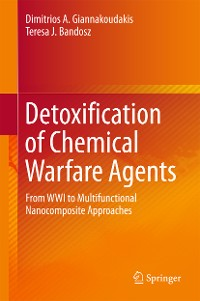Cover Detoxification of Chemical Warfare Agents