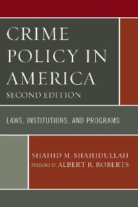 Cover Crime Policy in America