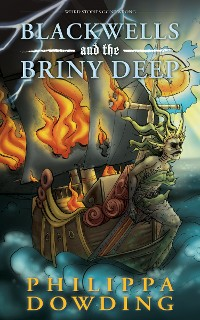 Cover Blackwells and the Briny Deep