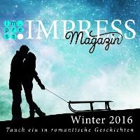 Cover Impress Magazin Winter 2016 (Januar-März): Tauch ein in romantische Geschichten