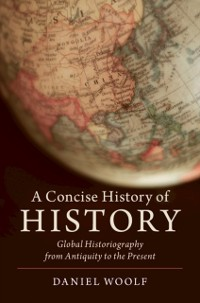 Cover Concise History of History