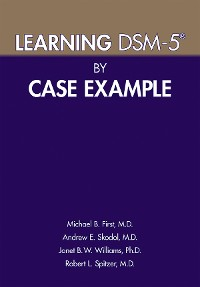 Cover Learning DSM-5® by Case Example