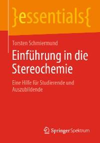 Cover Einführung in die Stereochemie