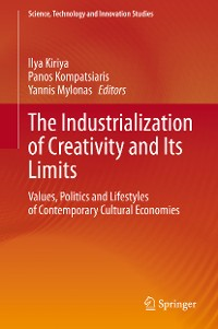 Cover The Industrialization of Creativity and Its Limits