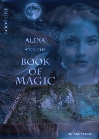 Cover Alexa And The Book Of Magic