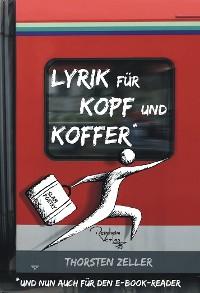 Cover Lyrik für Kopf und Koffer