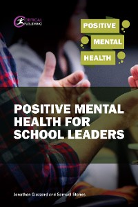 Cover Positive Mental Health for School Leaders