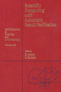 Cover Scientific Computing with Automatic Result Verification