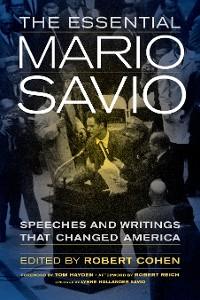 Cover The Essential Mario Savio