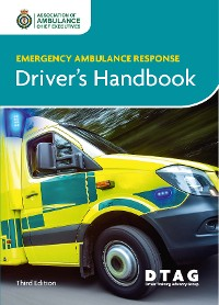 Cover Emergency Ambulance Response Driver Handbook 3rd Ed