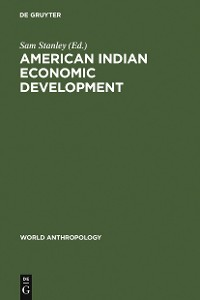 Cover American Indian Economic Development