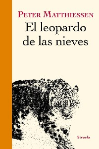Cover El leopardo de las nieves