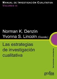 Cover Las estrategias de investigación cualitativa