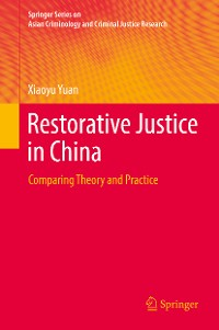 Cover Restorative Justice in China