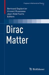 Cover Dirac Matter