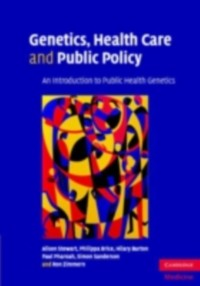 Cover Genetics, Health Care and Public Policy