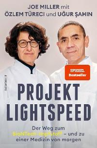 Cover Projekt Lightspeed