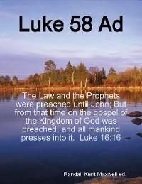 Cover Luke 58 Ad
