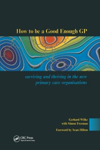 Cover How to be a Good Enough GP