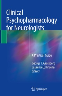 Cover Clinical Psychopharmacology for Neurologists