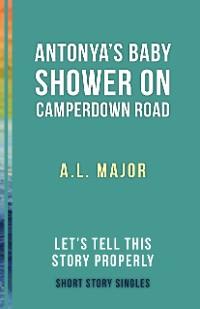 Cover Antonya's Baby Shower on Camperdown Road