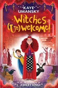 Cover Witches (Un)Welcome