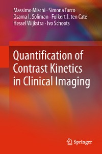 Cover Quantification of Contrast Kinetics in Clinical Imaging