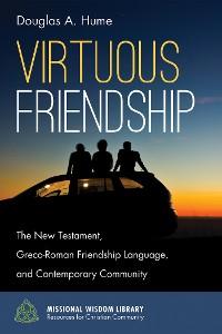 Cover Virtuous Friendship