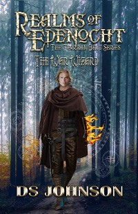Cover Realms of Edenocht The War Wizard